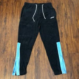 Lrg Pants - LRG Cozy Velour Sweatsuit Set
